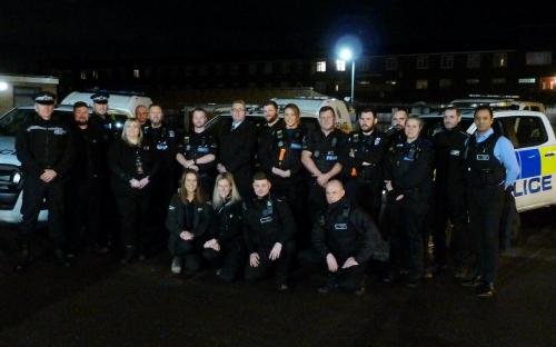 Joint operation team